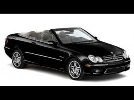 2008 Mercedes-Benz CLK 550