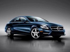 2013 Mercedes-Benz CLS 550