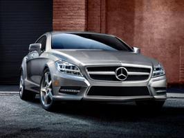 2014 Mercedes-Benz CLS 550