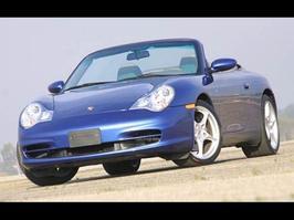 2002 Porsche 911 Carrera