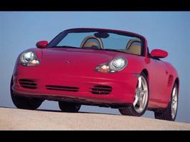 2003 Porsche Boxster S