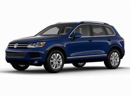 2014 Volkswagen Touareg Luxury