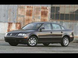 2005 Volkswagen Passat GLS