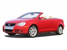 2008 Volkswagen Eos Luxury