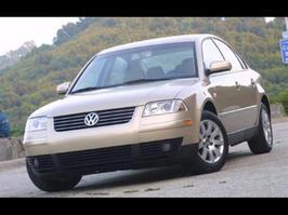 2004 Volkswagen Passat GLS
