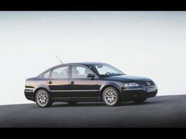 2002 Volkswagen Passat W8