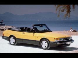 1992 Saab 900 S