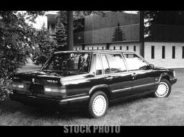 1990 Volvo 760 Turbo