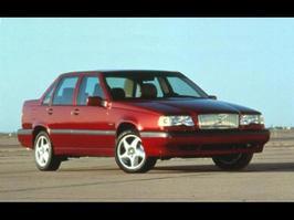 1997 Volvo 850 T5