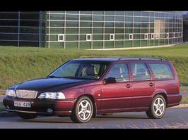 2000 Volvo V70 R