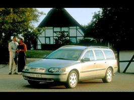 2001 Volvo V70