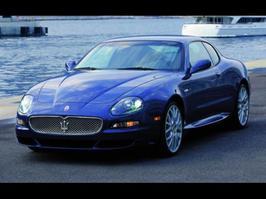 2005 Maserati Gran Sport Base