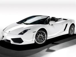 2010 Lamborghini Gallardo LP560