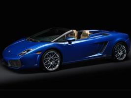 2014 Lamborghini Gallardo LP550