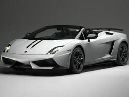 2013 Lamborghini Gallardo LP570