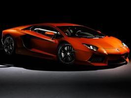 2013 Lamborghini Aventador LP700