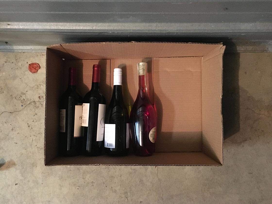 Wine Collection Prototype