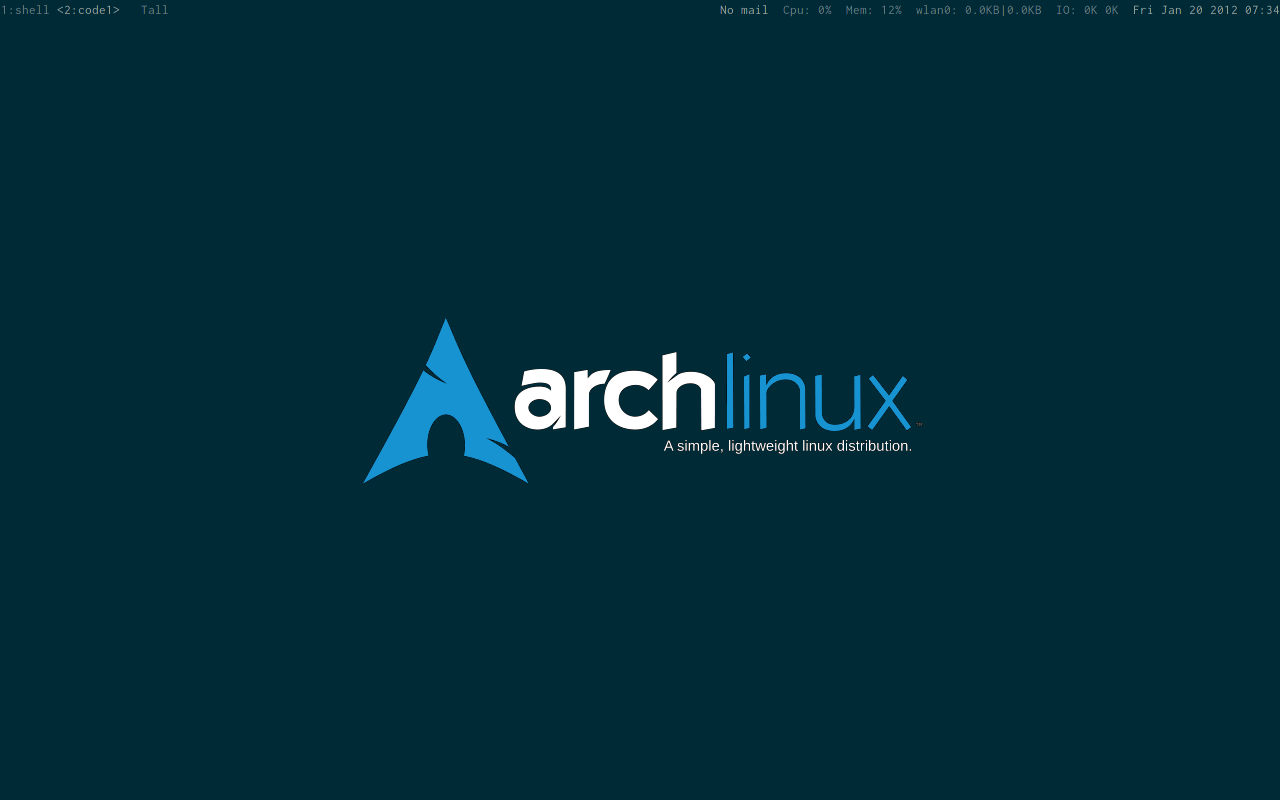 My Solarized themed Arch Linux Setup - Liang Zan - Blog