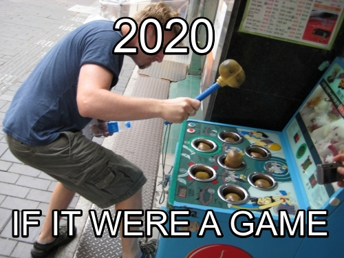 2020  if it were a game