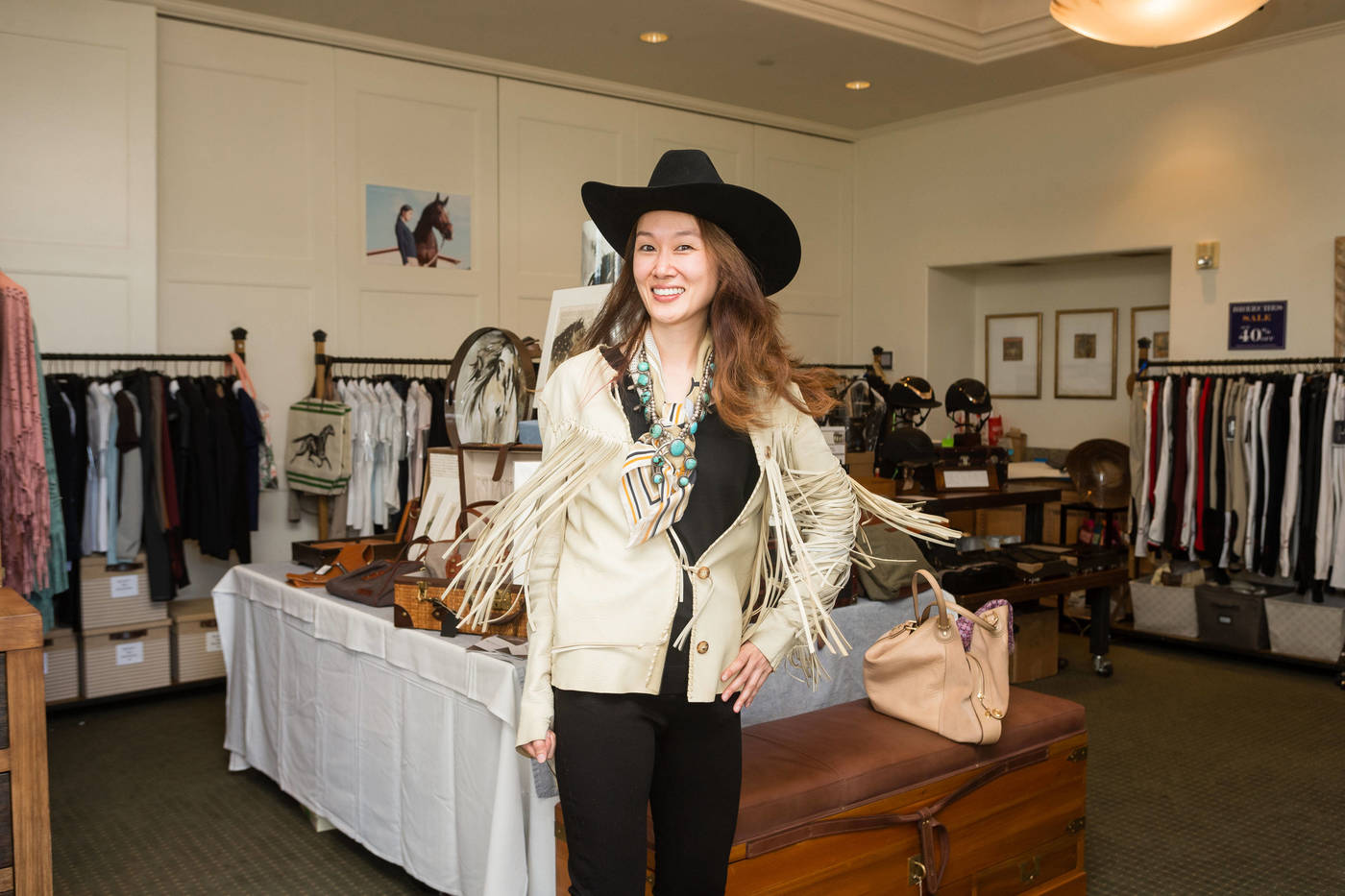 Menlo Charity Horse Show Wild West Shindig ©Drew Altizer