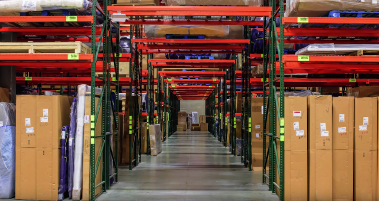 Warehousing at Metropolitan Warehouse