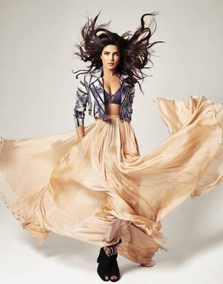 Priyanka Chopra - Emmy Magazine