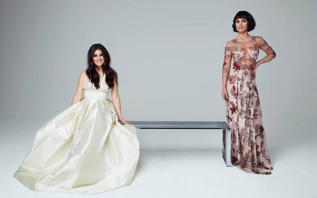 Shiri Appleby and Constance Zimmer - Emmy Magazine