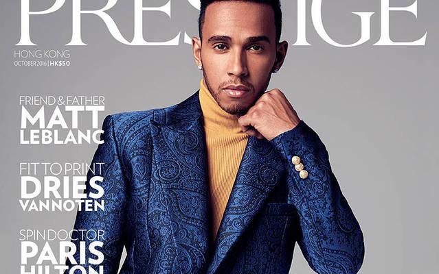 Lewis Hamilton - Prestige