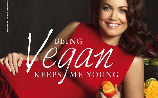 Bellamy Young for PETA