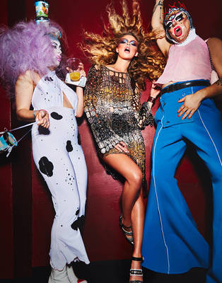 Club Kid Couture - L'Officiel Singapore