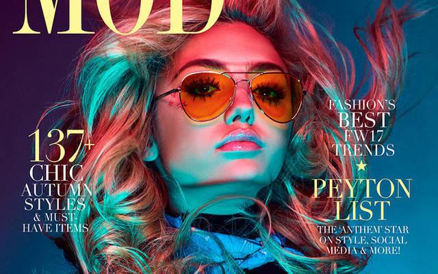 Peyton List - Mod Magazine