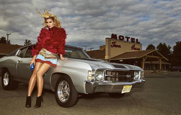 Niki Taylor - As If Magazine