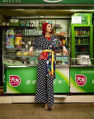 Chongqing Girl - Jute Magazine