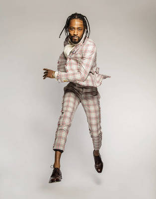 Lakeith Stanfield - Rogue Magazine