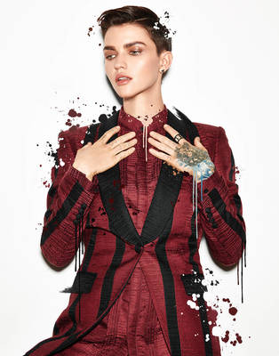 Ruby Rose - Emmy Magazine