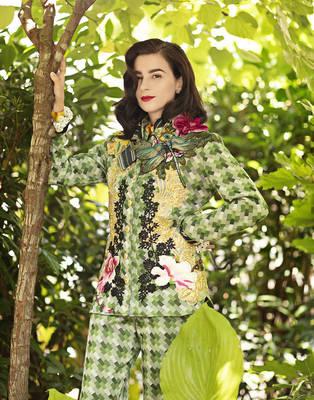 Aya Cash for Photobook Magazine
