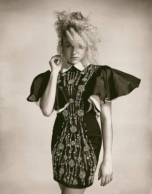 Peyton List - L'Officiel Fashion Book Monte Carlo