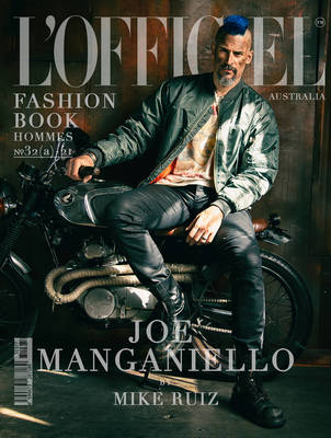 Joe Manganiello - L'Officiel Fashion Book Australia