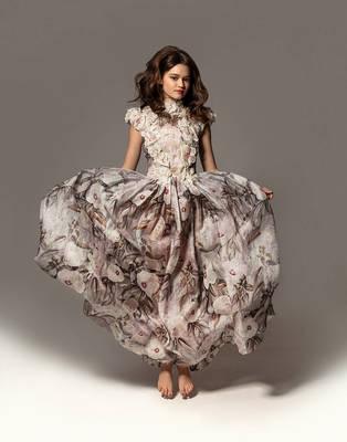 Ciara Bravo -L'Officiel Fashion Book Australia