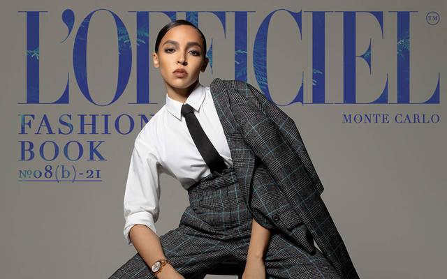Tinashe - L'Officiel Fashion Book Monte Carlo