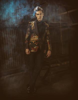 Taylor John Smith - L'Officiel Fashion Book Australia