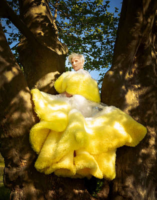 Maye Musk - L'Officiel Fashion Book Australia
