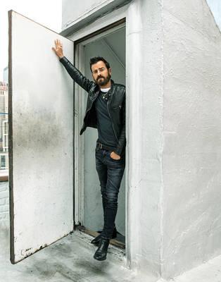 Justin Theroux - L'Officiel Fashion Book Australia