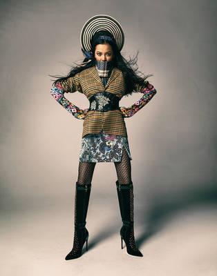 Tripn - L'Officiel Fashion Book Australia