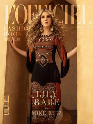 Lily Rabe - L'Officiel Fashion Book Monte Carlo