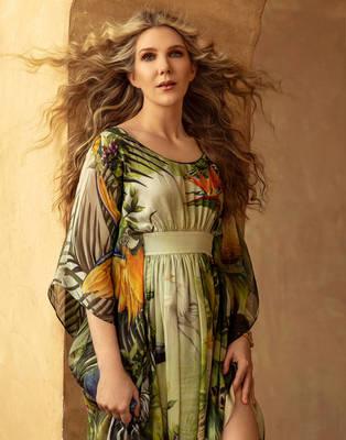 Lily Rabe - L'Officiel Fashion Book Australia