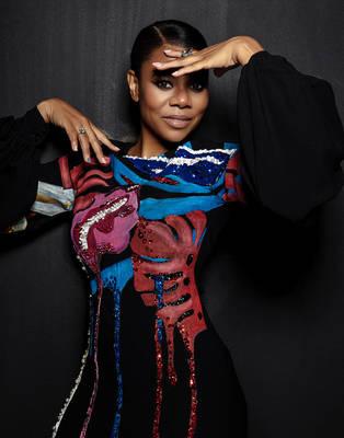Regina Hall - L'Officiel Fashion Book Australia and Monte Carlo