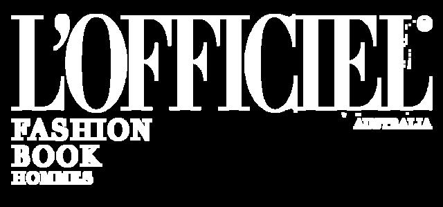 L'Officiel Fashion Book Australia Hommes