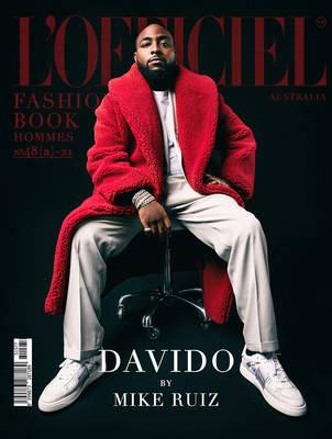 Davido - L'Officiel Fashion Book Australia