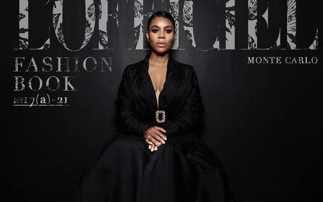 Regina Hall - L'Officiel Fashion Book Monte Carlo